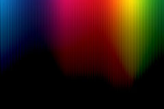 Spektrumhintergrund Stockbild