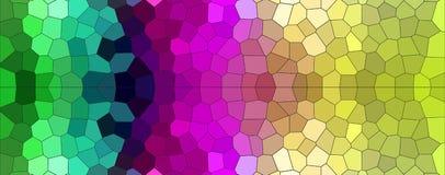 Spektrummosaik Stockfoto