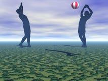 spel Stock Afbeeldingen