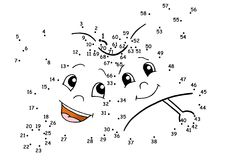 Spel 47, klokken Royalty-vrije Stock Afbeelding