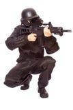 Spel bij de militairen Stock Afbeeldingen