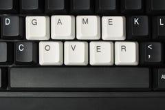 Spel over Stock Foto