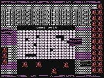 Spel over glitch Retro videospelletjefout Computerneerstorting In ontwerp Oud mislukkingsconcept Vector illustratie Stock Foto