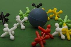 Spel van Hefbomen Royalty-vrije Stock Fotografie