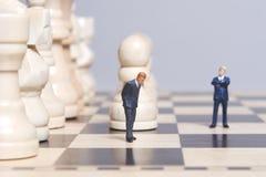 Spel van zaken royalty-vrije stock fotografie