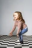 Spela för litet barn arkivbilder