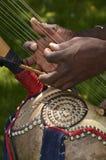 Spela händer Royaltyfri Foto