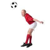 spelarefotboll Royaltyfri Bild