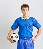 spelarefotboll Royaltyfria Foton