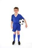 spelarefotboll Arkivbilder