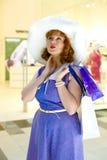 Speld-op het winkelen Royalty-vrije Stock Fotografie
