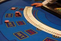 Spelen-kaarten Royalty-vrije Stock Afbeelding