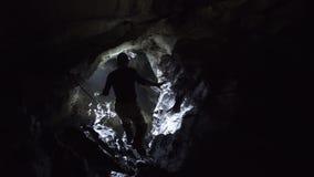 Speleologi i Norge arkivfilmer