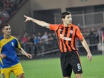 Spelers van FC Shakhtar_16 Stock Foto