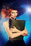 Spellbook Stock Image