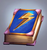 Spellbook UI icon Royalty Free Stock Photo