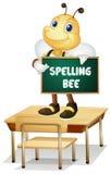 Spelling bee Stock Image