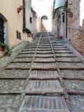 spello Италии стоковая фотография rf