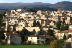 spello de l'Italie Photos stock