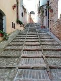 Spello, Italien lizenzfreie stockfotografie