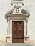 Spello, italy A igreja de Santa Maria Maggiore Imagens de Stock Royalty Free