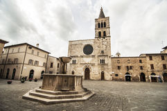 Spello Stock Images
