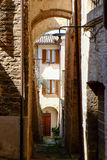 Spello medieval village in Italy Stock Images
