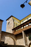 Spello medieval village in Italy Royalty Free Stock Photos