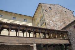 Spello, Perugia, cidade medieval Foto de Stock Royalty Free