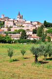Spello, Umbrië, Italië Stock Afbeeldingen
