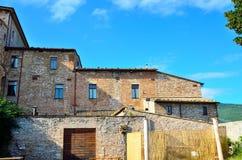 Spello umbria, Italien Royaltyfri Fotografi