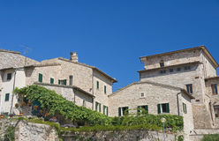 Spello. Umbria. Italy. Royalty Free Stock Photography