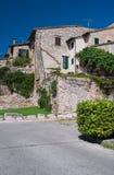 Spello. Umbria. Italy. Stock Photos
