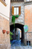 Spello, umbria, Italy Stock Photo