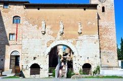 Spello, umbria, Italy Royalty Free Stock Photography