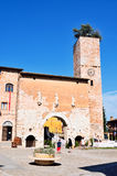 Spello, Umbrien, Italien Stockfotografie