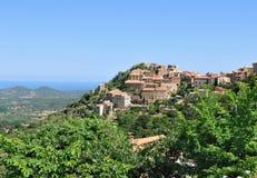 Speloncato, Balagne - Corsica Stock Images
