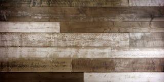 spelrum med lampa Textur med gamla, lantliga bruna plankor Royaltyfria Foton
