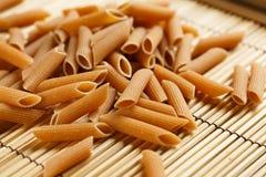 Spelt pasta Stock Image