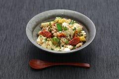 Spelt salad, insalata di farro, italian cuisine Stock Photography