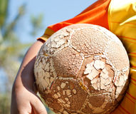 Spelvoetbal Stock Foto's