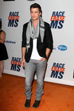 Spencer Boldman arrives at the 19th Annual Race to Erase MS gala. LOS ANGELES - MAY 18:  Spencer Boldman arrives at the 19th Annual Race to Erase MS gala at Stock Images