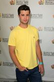 Spencer Boldman at the Elizabeth Glaser Foundation's  Stock Image