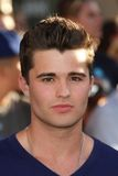 Spencer Boldman. At 'The Odd Life Of Timothy Green' World Premiere, El Capitan Theatre, Hollywood, CA 08-06-12 Stock Photography