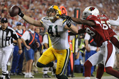 Spencer Havner, green bay packers Fotografia Stock