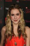 Spencer Locke at TV Guide Magazine's Annual Hot List Party, Greystone Mansion Supperclub, Beverly Hills, CA 11-07-11. Spencer Locke  at TV Guide Magazine's Royalty Free Stock Photos