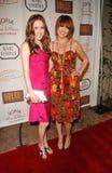 Spencer Locke und Chelsea Locke am Mondschein u. an Magnolien, zum von Lupus LA, Mary Norton, Los Angeles, CA 09-25-07 zu fördern Stockfoto