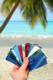spendera som är tropiskt Royaltyfria Foton