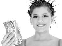 Spending Money Stock Images
