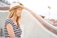 Spending summertime Royalty Free Stock Images